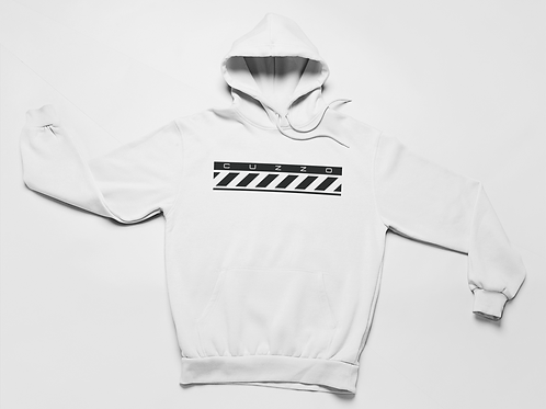 Cuzzo® Construct Hoodie (White)