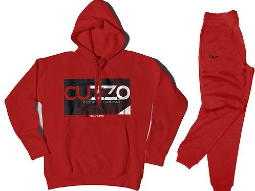 Cuzzo® Astro Jogger Set (Red)