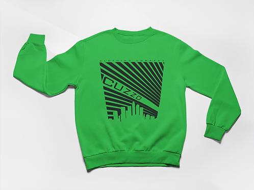 Cuzzo® Illuminate Sweatshirt (Green)