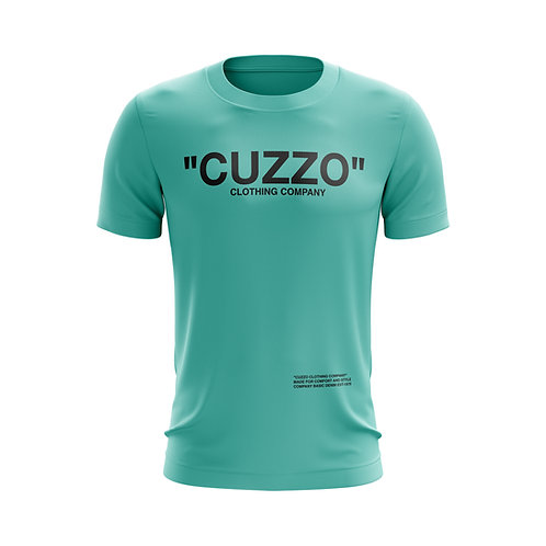 Cuzzo® Quote ME Tee (Mint-Black)