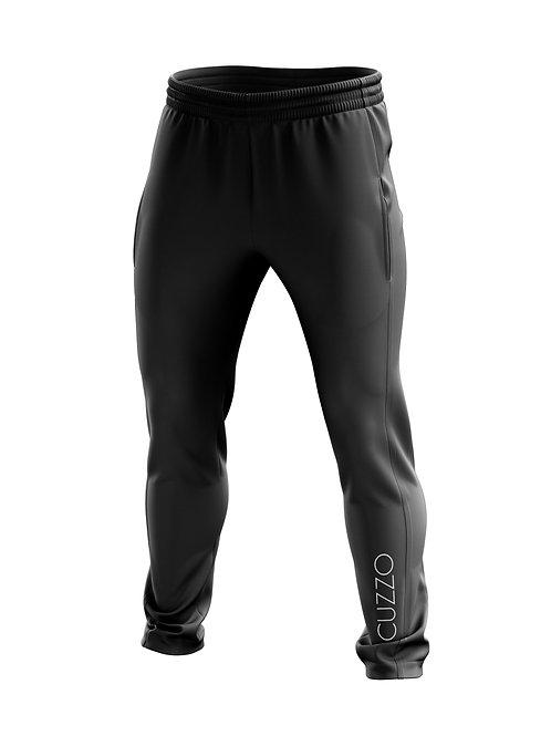 Cuzzo Black-white Jogger