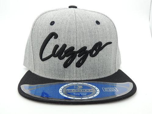 Cuzzo Signature Color-block Snapback