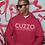 Thumbnail: Cuzzo® I Am Black History Sweatshirt (Red-White)