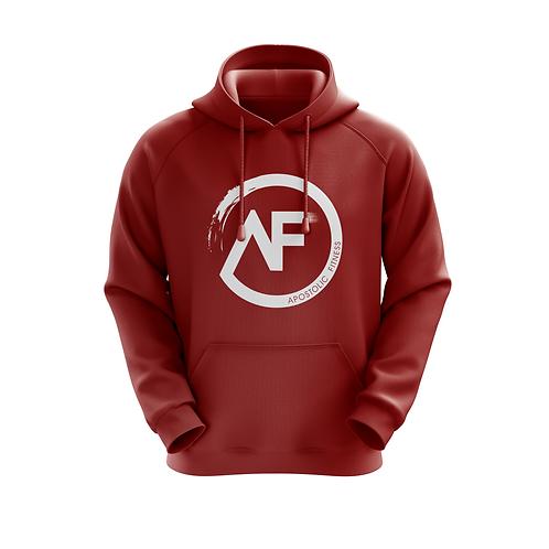 AF LOGO Hoodie (Red)