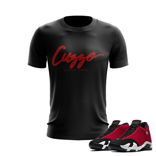 Cuzzo® Signature (Black-Red)