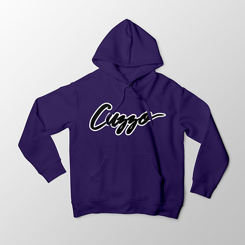 Cuzzo® Expanded Signature Hoodie (Purple)