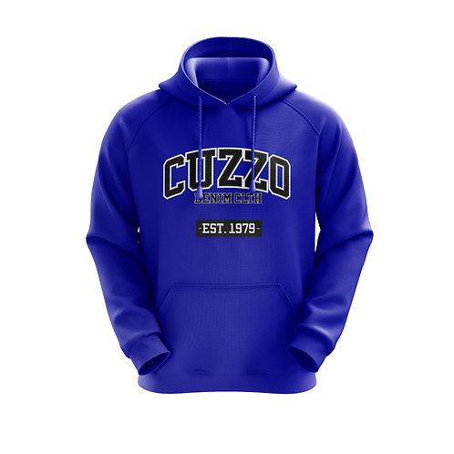 Cuzzo® Grad Hoodie (Royal-Blk)