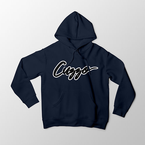 Cuzzo® Expanded Signature Hoodie (Navy)