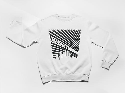 Cuzzo® Illuminate Sweatshirt (White)