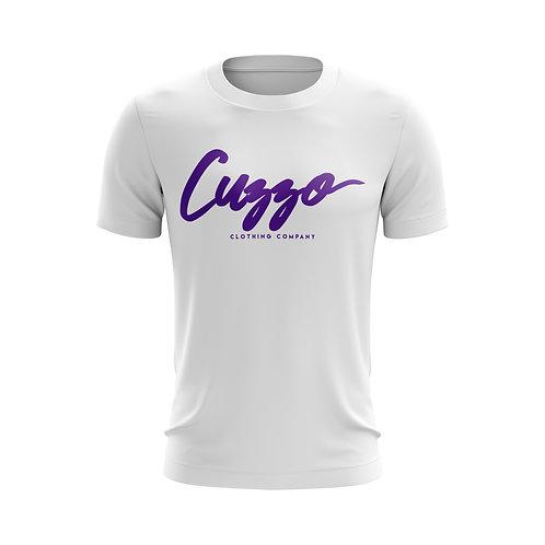 Cuzzo® Signature (White-Deep Purple)