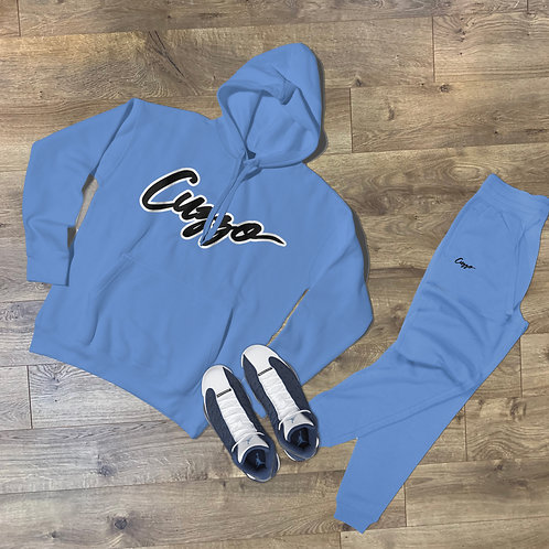 Cuzzo® Expanded Signature Jogger Set (Sky Blue)