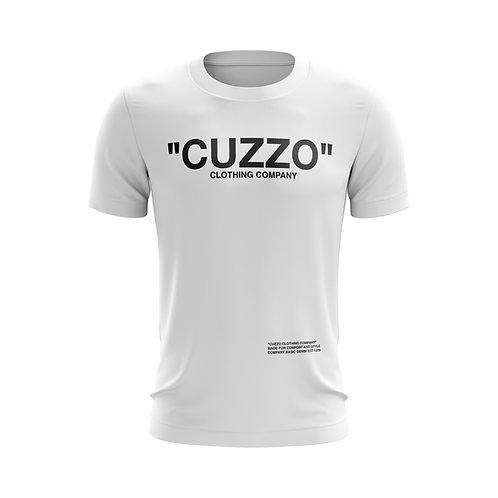 Cuzzo® Quote ME Tee (White-Black)