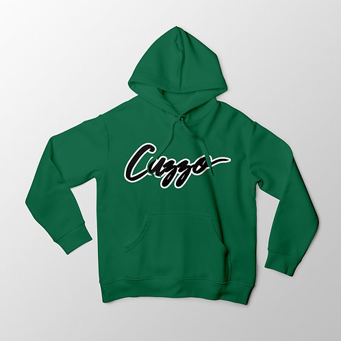 Cuzzo® Expanded Signature Hoodie (Green)