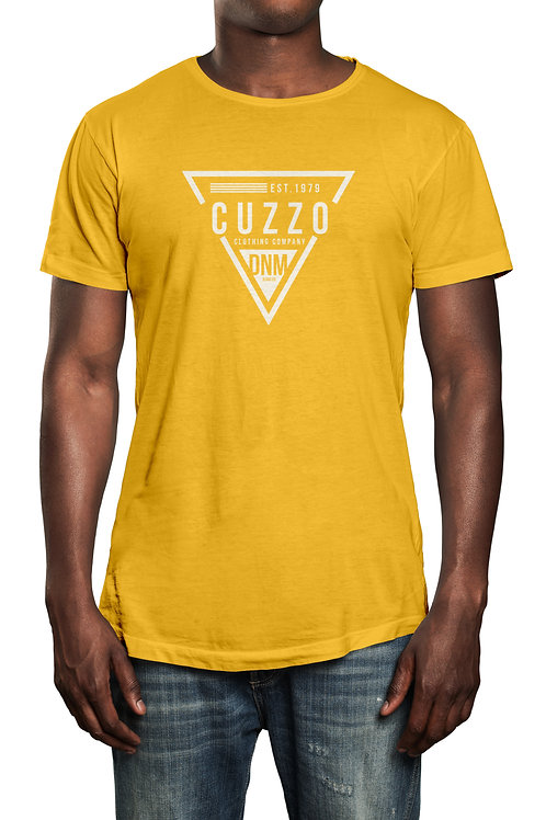 Cuzzo Flava Tee (Gold)