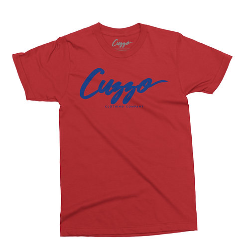 Cuzzo® Signature (Red-Royal)