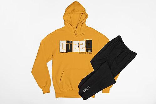 Cuzzo® BHM Jogger Set (Gold/Black) **Exclusive**
