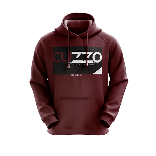 Cuzzo Astro Hoodie (Maroon)