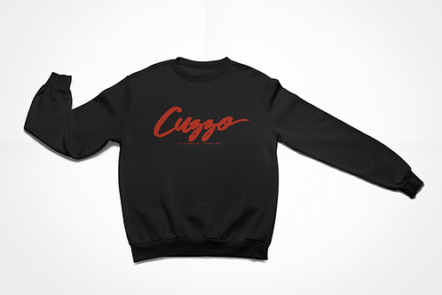 Cuzzo Red Signature (Black-Red)