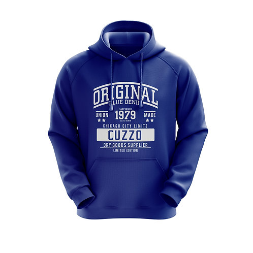 Cuzzo City-Limits Hoodie (Royal)