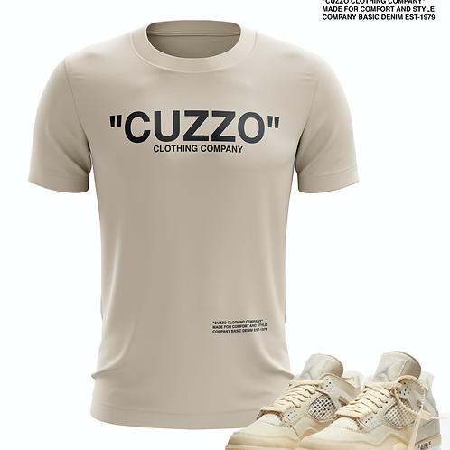 """Cuzzo® """"Quote ME"""" (Sand-Black)"""