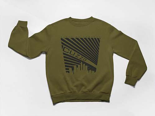 Cuzzo® Illuminate Sweatshirt (Military Green)