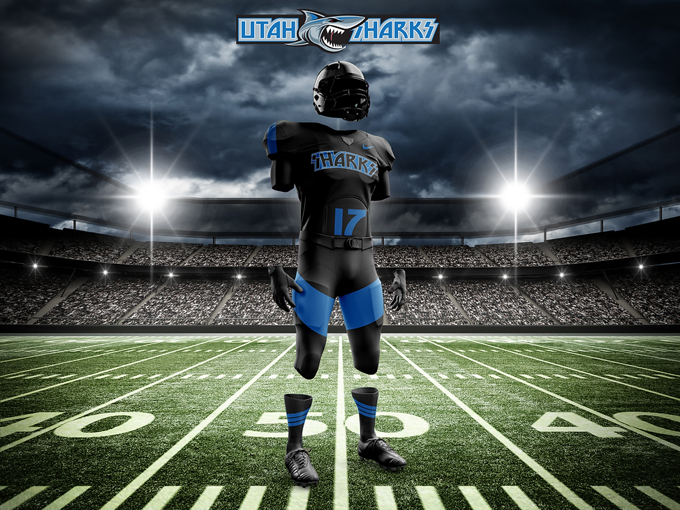 Utah Sharks Jersey