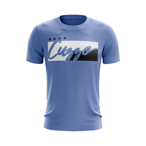 Cuzzo® New Signature Block (Carolina Blue)