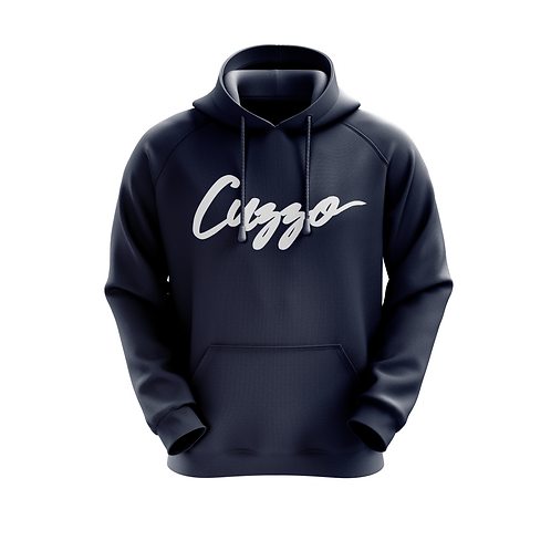 Cuzzo Signature Collection Hoodie (Navy)