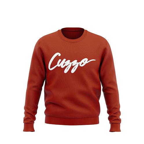 Cuzzo® Signature Series Crewneck Sweatshirt (Red)