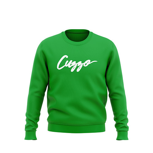 Cuzzo Signature Crewneck (Irish Green)