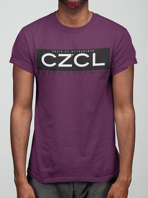 Cuzzo France Fresh Tee (Team Purple)