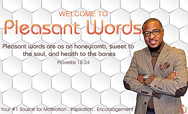 Pleasant Words Ad