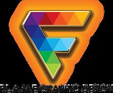 Flame Graphic design logo