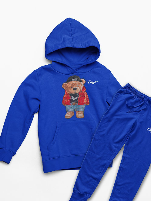 Cuzzo® Youth Cuzzy™ Jogger Set (Royal)