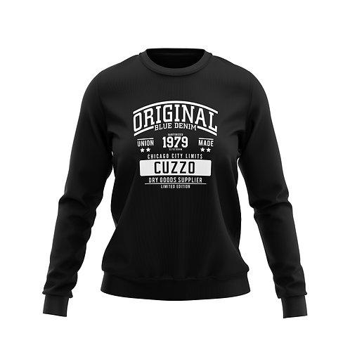 Cuzzo® City-Limits Crewneck Sweatshirt