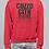 Thumbnail: Cuzzo® Faded Sweatshirt (Red-Black)