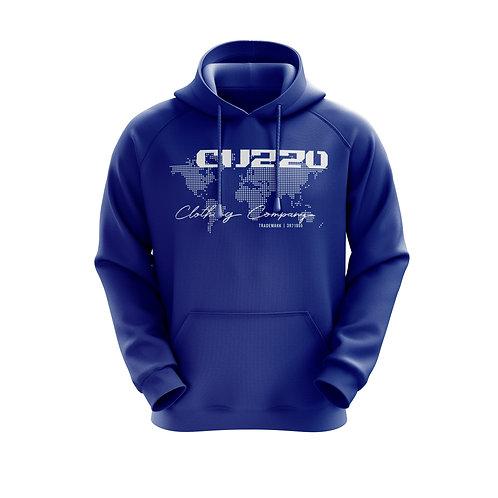 Cuzzo Worldwide Hoodie (Royal)