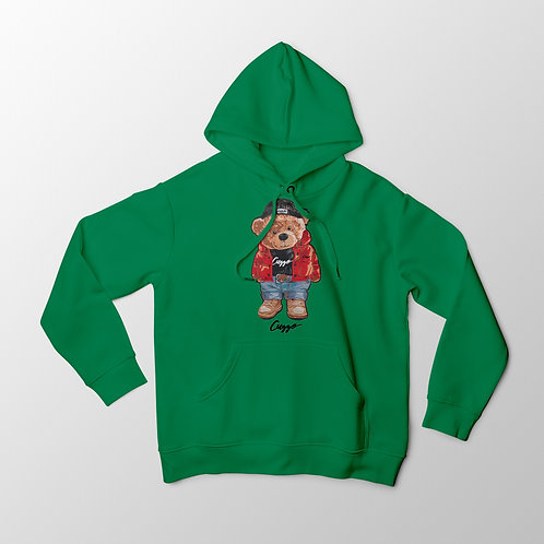 Cuzzo® Cuzzy® Hoodie (Green)