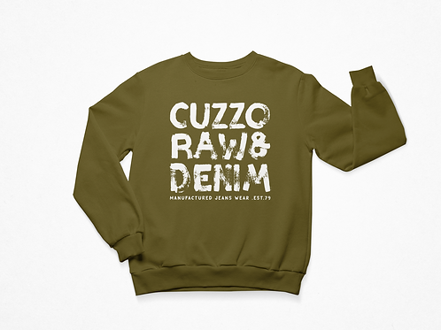 Cuzzo® Breakthrough (Military Green-White)