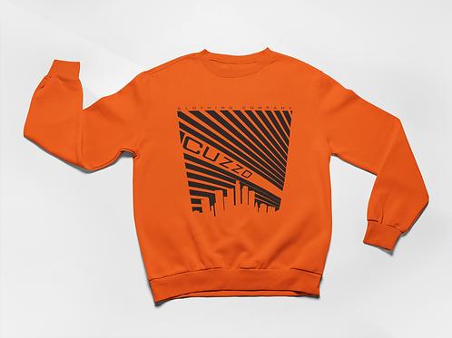 Cuzzo® Illuminate Sweatshirt (Orange)