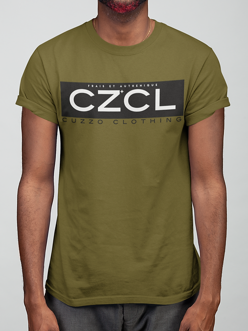 Cuzzo France Fresh Tee **EXCLUSIVE (Olive)
