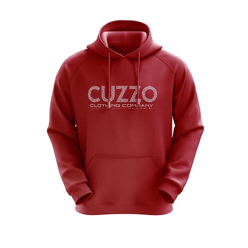 Cuzzo® I Am Black History Sweatshirt (Red-White)