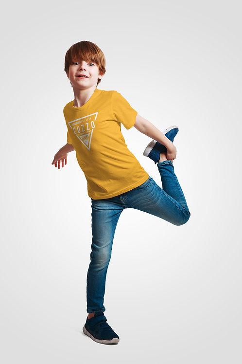 Boys Youth Flava Tee (Yellow)