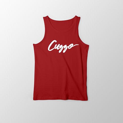 Cuzzo® Signature Tank (Red)