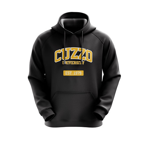 Cuzzo® Grad Hoodie (Blk-Gold)