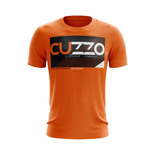 Cuzzo® Astro Tee (Orange)