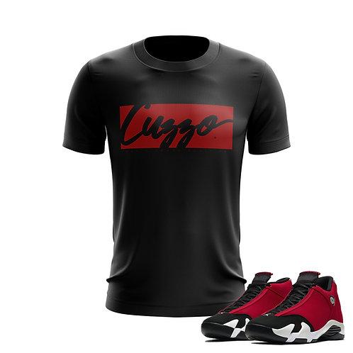 Cuzzo® Signature Block (Black-Red)