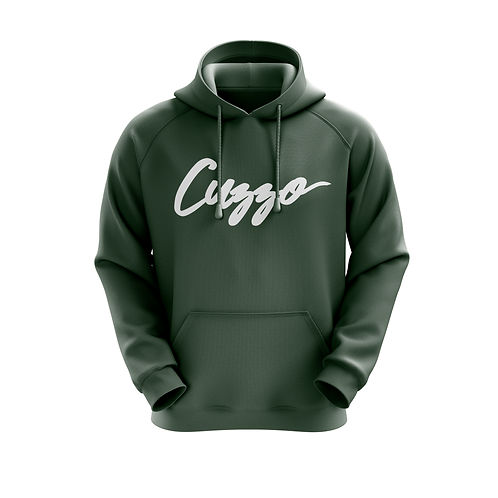 Cuzzo Signature EXCLUSIVE Hoodie (Military Green)
