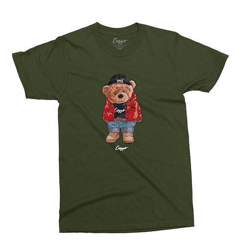 Cuzzo® Cuzzy™ Tee (Olive)