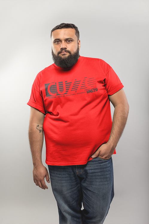 Cuzzo® Rasterize Tee (Red)